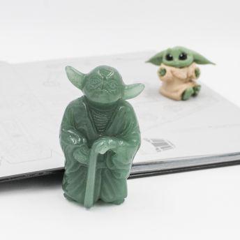 Yoda Aventurine verte