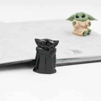 Mini Yoda Onyx noir