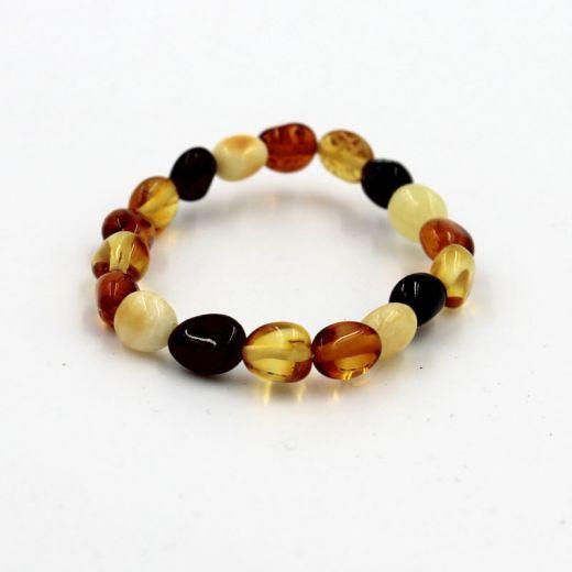 bracelet bébé ambre