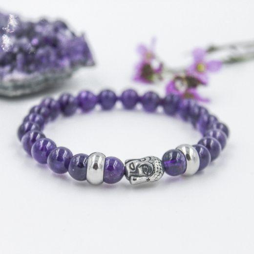 bracelet-bouddha-améthyste