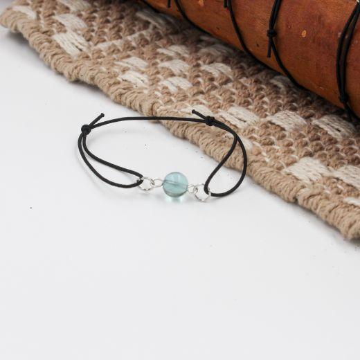 bracelet élastique fluorine