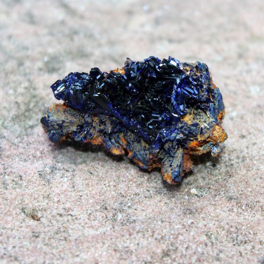 cristal azurite