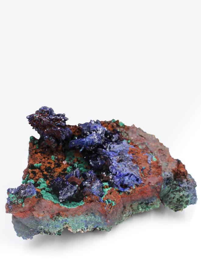 Minéraux et fossilies